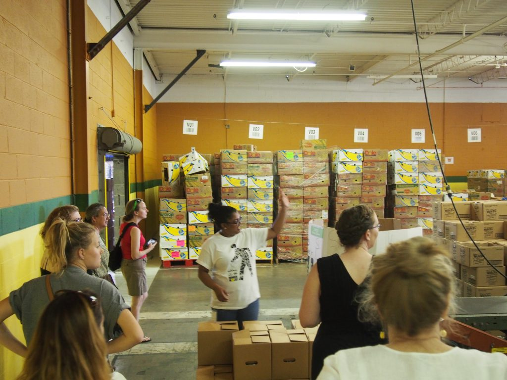 Information about the programs at Freestore Foodbank