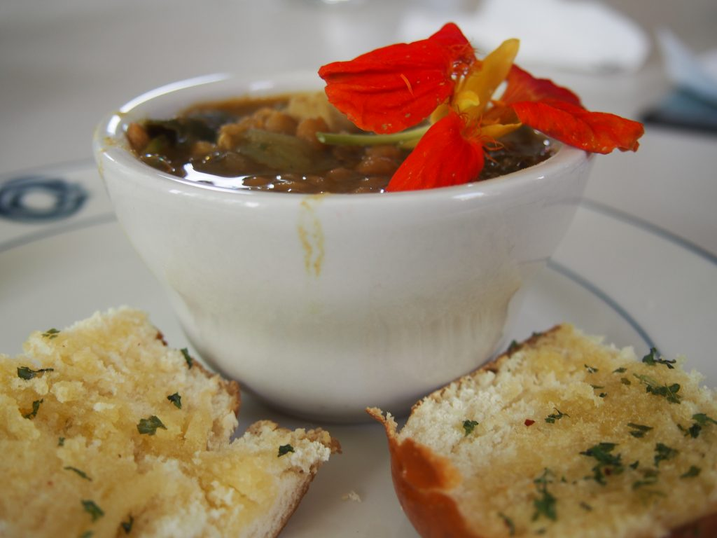 Soup from Gabriel's Place